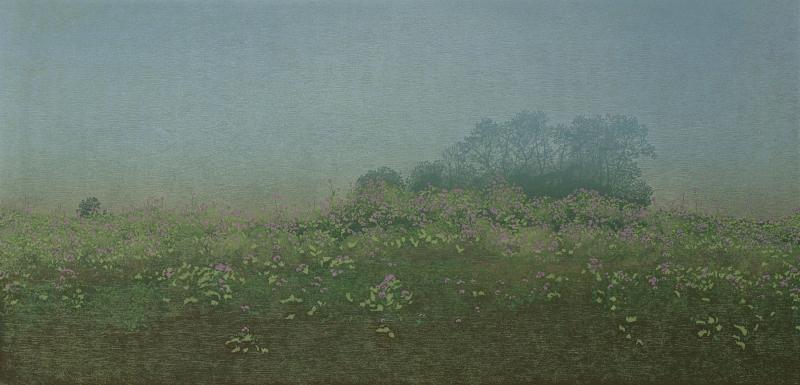 Houtsnede/Woodcut 1996-III