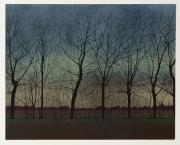 Houtsnede/Woodcut 1999-II
