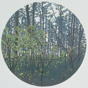 Houtsnede, 2016-I - Gesneden Stilte - Carved Silence